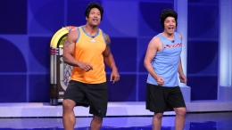 "WATCH: Johnson, Fallon Work Out on ""Tonight"""