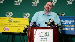 $533M Winner Was Only Playing Mega Millions for 2nd Time