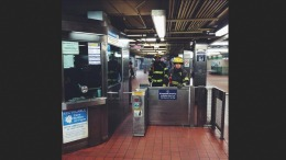 SEPTA El Train Shut Down Due to Fire in Tunnel