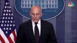 Kelly 'Stunned' By Criticism of Trump's Call to Widow