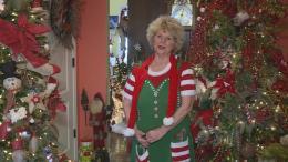 Ho, Ho, Whoa! Woman Owns 175 Christmas Trees