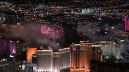 Homeland Security: Threat Level Is High for Las Vegas on NYE