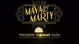 Sneak Peek of New Variety Show 'Maya and Marty'