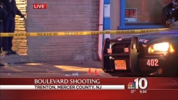5 Shot at Trenton House Party