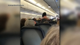 'Irate' Woman Kicked Off Plane After Screaming Meltdown