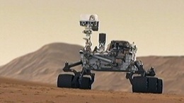 Mars Rover Finds Complex Chemicals