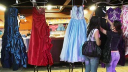Prom Dress Doubles: A Thing of the Past?