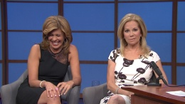 Kathie Lee and Hoda Get an Intervention