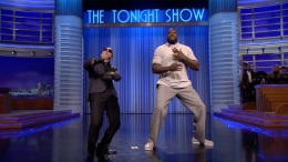 'Tonight': Lip Sync Battle With Shaquille O'Neal and Pitbull