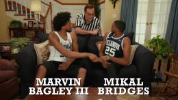 'Tonight': Fallon and NBA Draft Stars '90s Sitcom Theme
