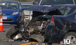 Four Injured in I-295 Car Accident