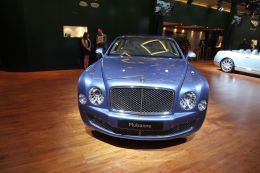 Closer Look: Bentley