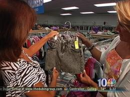 Save on Back to School Clothes at Goodwill