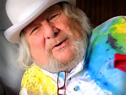 Wavy Gravy: Ice Cream Man