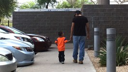 Father Says His Son is Not the Same After Their Separation