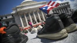 Trump Denies 3,000 Puerto Rico Hurricane Deaths, Blames Dems