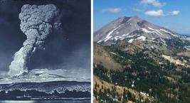 The Dramatic Landscape of Lassen Volcanic National Park