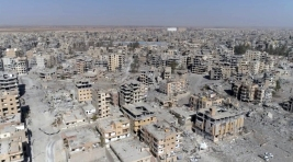 US-Backed Force Declares Raqqa Free of ISIS