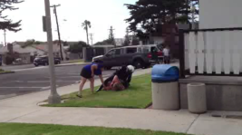 Mom Sues California Cops For Allegedly Pinning Down & Assaulting Her