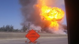 11 Injured in Gas Explosion in California