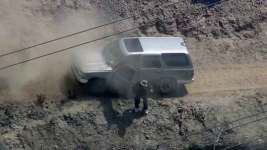 Search for Burglary Suspect in Off-Road Pursuit Called Off