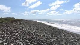 Islanders Flock to 'Special' Beach After Debris Find
