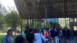 'Life-Changing': Visitors React to African American Museum