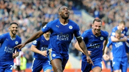 Leicester Wins First Premier League Title