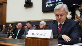 House Reps Roast Wells Fargo CEO for 'Egregious Fraud'