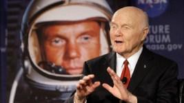Former Astronaut John Glenn Hospitalized