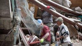 'Like Dante's Inferno': Italy Quake Death Toll Rises to 159