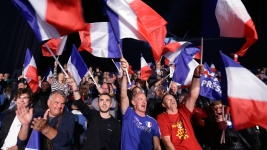 Analysis: Finally, Crystal-Clear Clarity in French Election