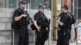 UK Police Make New Arrest in Concert Bombing Investigation