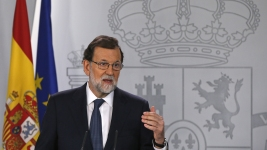 Spanish PM Seeks Senate Backing to Take Over Catalonia Govt