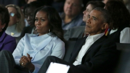 Obamas Say They're Inspired by Parkland Students: Report