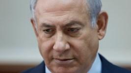 Netanyahu Shrugs Off Police Claims of Corruption