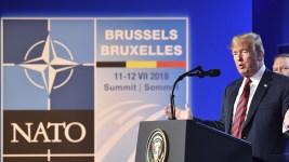 Trump Calls NATO Ally Montenegro 'Very Aggressive'