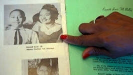 Emmett Till's Relatives Gather at Boy's Grave 60 Years Later