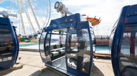 Power Outage Strands Riders on Ferris Wheel's Opening Day