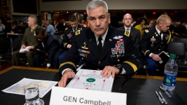 Top General: U.S. Strike on Hospital a Mistake