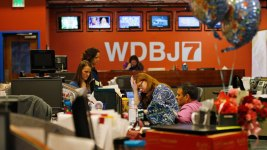 WDBJ-TV Holds Press Conference About Morning News Shooting