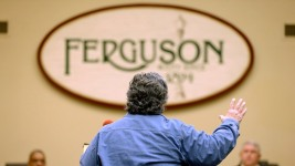 DOJ Sues Ferguson Over Alleged Civil Rights Violations