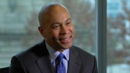 Ex-Mass. Gov. Deval Patrick Will Run for President, Sources Say