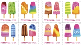 USPS Issuing Scratch-and-Sniff Stamps
