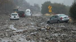 Floods, Mudslides as Storm Wallops Southern California