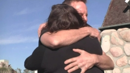 CPR 'Hero' Reunites With Woman He Saved 1 Year Ago