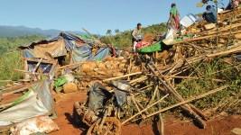 Myanmar's Suu Kyi Blames Lack of Safety for Deadly Mine Landslide