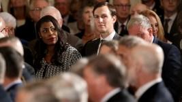 Omarosa's Departure Raises Questions About WH Diversity