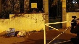 Explosive Belt Found in Paris Suburb