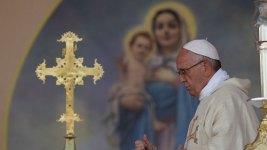Pope Francis Visits Turkey's Closed Border